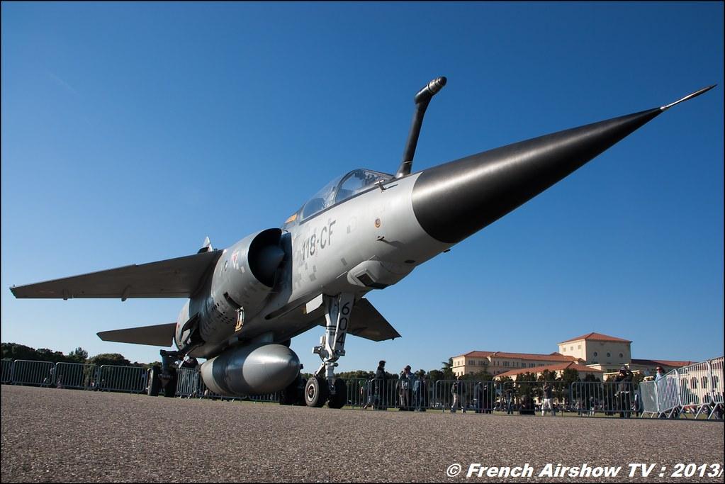 Mirage F1, 60 ans Patrouille de France, Meeting Aerien 2013