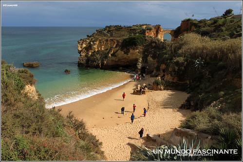Playa Camilo de Lagos, Algarve 2012.