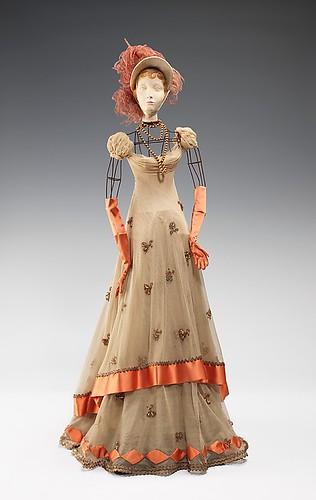 "Les ""fashion-dolls"" en fils de fer (~1945-50) 11626036905_2936ee7779"