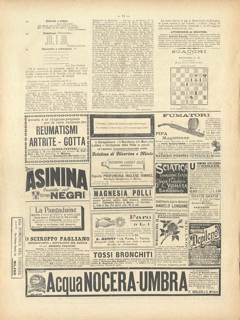 La Domenica del Corrieri, Nº 10, 11 Março 1900 - 11
