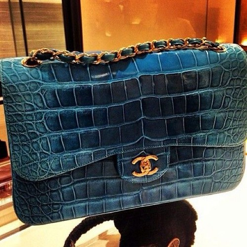 Crocodile Chanel