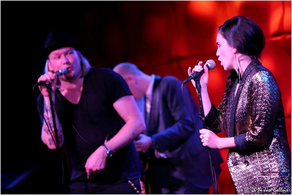 Big Pete & Band Feat. Karsu Dönmez