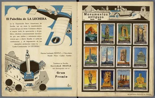 007-Album Nestle tomo I-pag 3-Biblioteca Digital Hispánica
