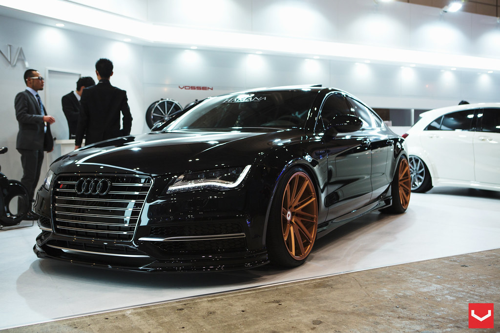 vossen world tour japan tokyo auto salon 2014. Black Bedroom Furniture Sets. Home Design Ideas