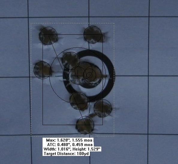 1-19-14 FGMM 100 yards