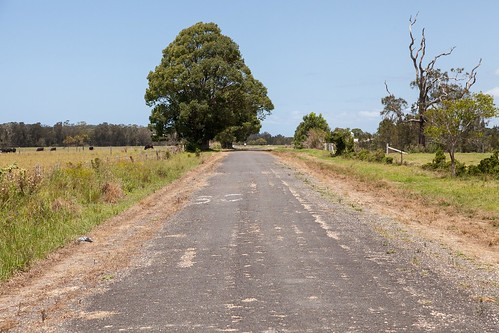 Croki Road Former Alignment