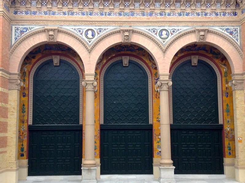 Palacio Velázquez - Parque del Buen Retiro - Madrid - España