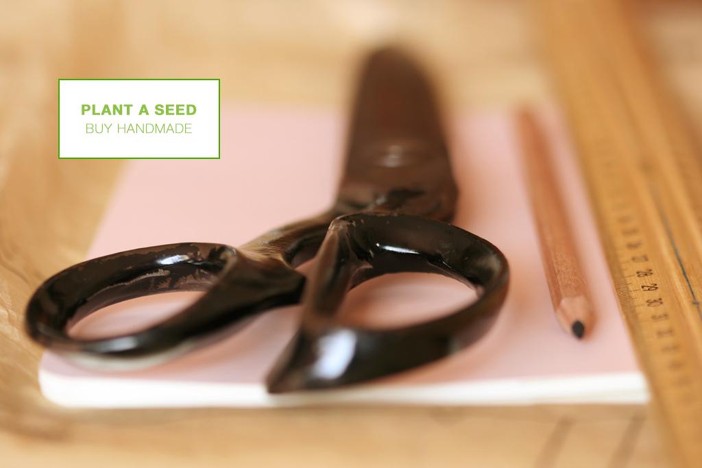 plant a seed // buy handmade