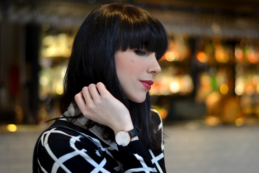 Valmano Daniel Wellington Uhr Blog Scandic Grand Central Outfit OOTD Hotel Stockholm CATS & DOGS fashionb blog Berlin 4