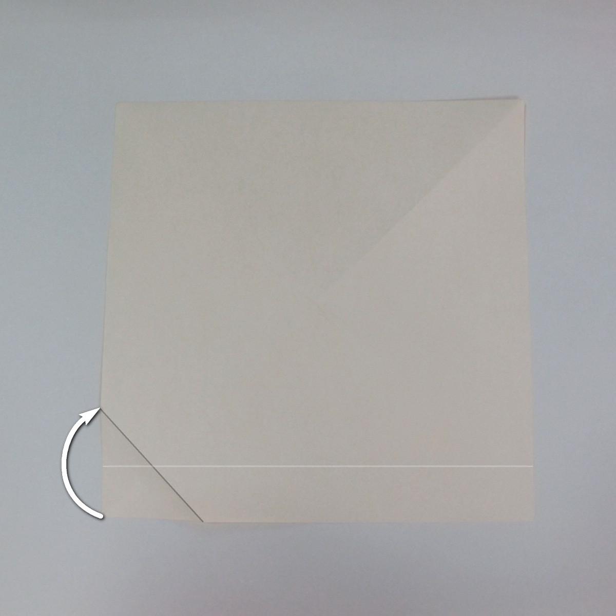 สอนวิธีพับกระดาษเป็นรูปลูกสุนัขยืนสองขา แบบของพอล ฟราสโก้ (Down Boy Dog Origami) 010