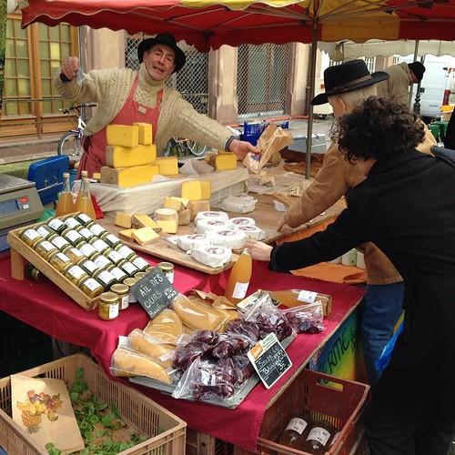 Strasbourg Saturday Market, La Petite France