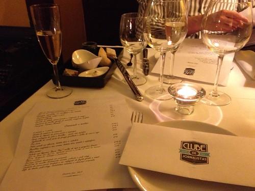 Where to eat in Lisbon? Clube de Journalistas