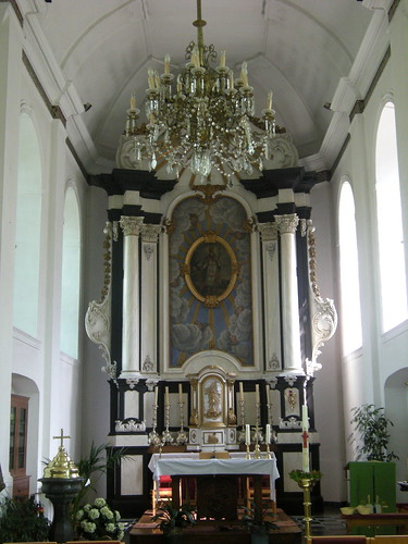 Sint-Martinuskerk, Dormaal