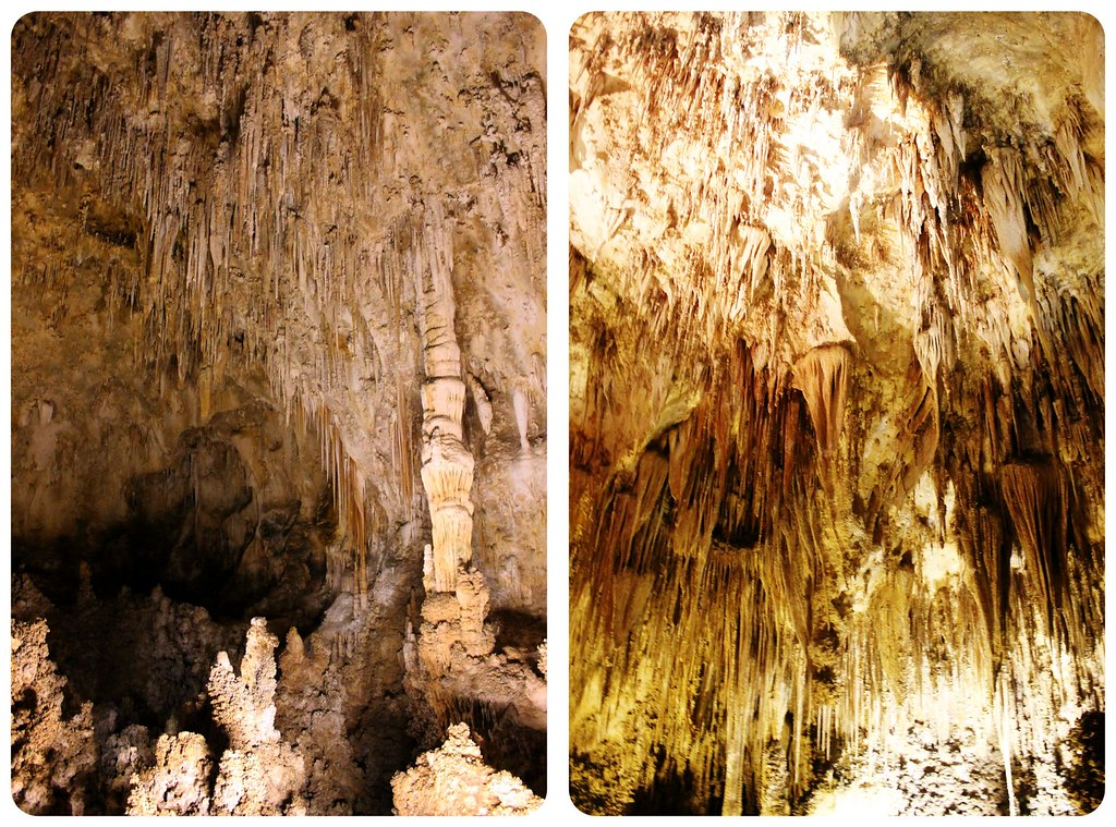 New Mexico Carlsbad Caverns