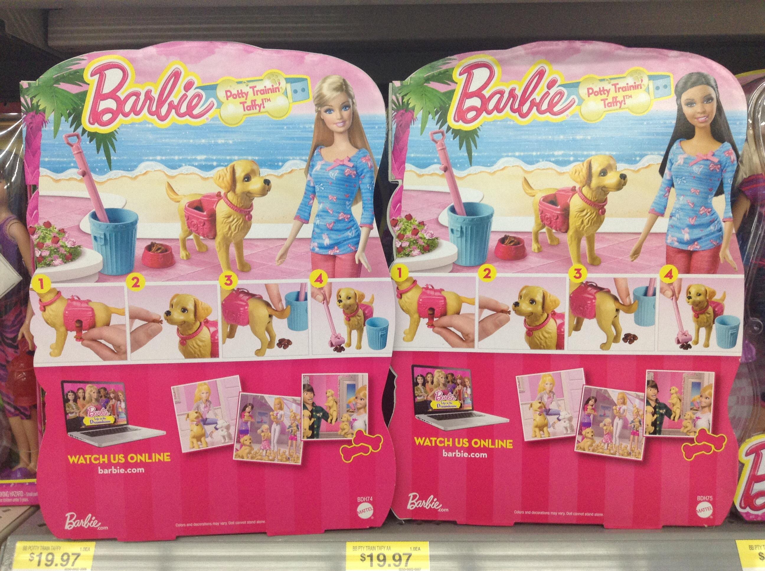 Image Result For Barbie Dog Training