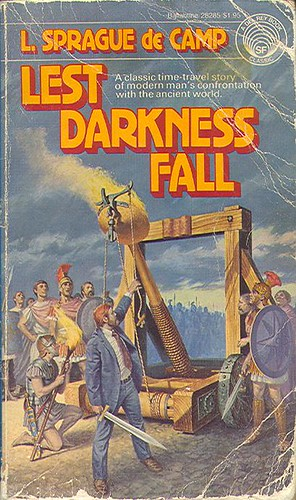 de Camp, L. Sprague - Lest Darkness Fall (1979 PB)