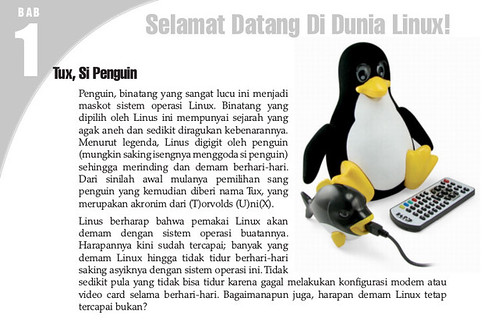 Tux, Si Penguin