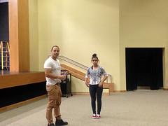 Master Class with Jose Pablo Cantillo PRODUCE