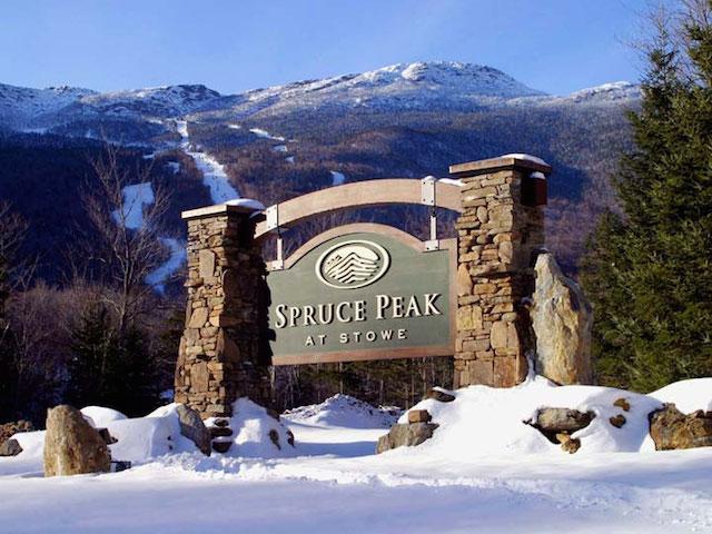 Spruce Peak at Stowe