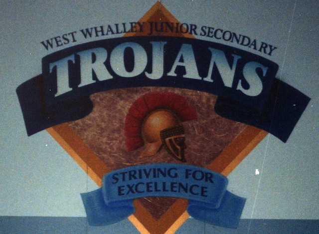 West Whalley Trojans