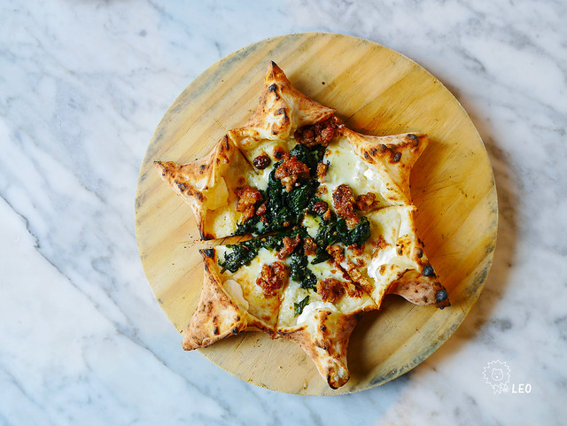 [台中 西區]–無敵星星,美味披薩–鏟子義大利餐廳 La Pala Pizzeria Ristorante 二訪
