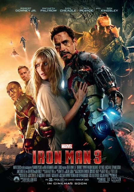 Phim Người Sắt: Phần 3 - Iron Man 3