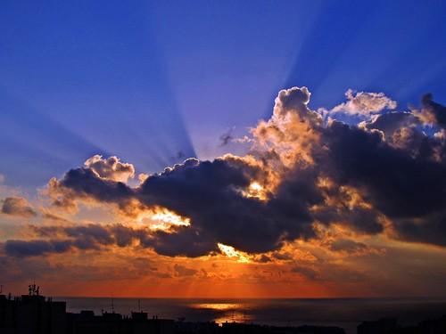 españa sunrise spain day cloudy andalucia amanecer costadelsol málaga marbella