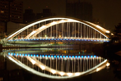 50mm kaohsiung nightview 高雄 夜景 ssc ep3 願景橋 14fd