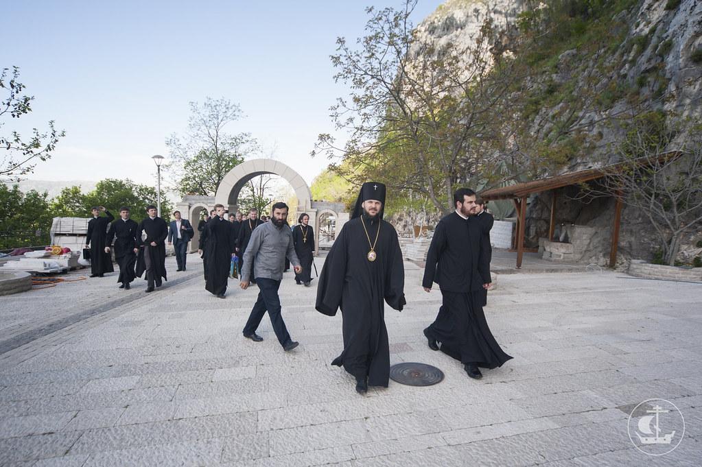 7 мая 2014, Монастырь свт. Василия Острожского / 7 May 2014, Monastery of Ostrog