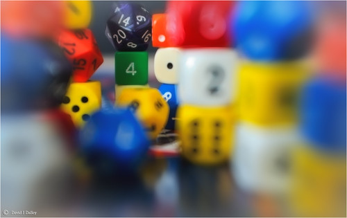 Oodles of Dice