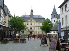 Rathaus von Kirn