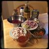 #CucinaDelloZio - #Homemade #BakedBeans - ingredients