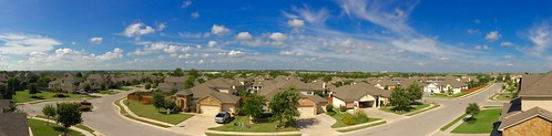 The view from the top (of my house).