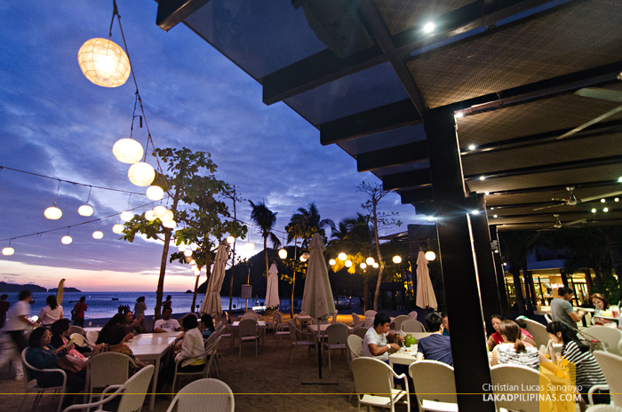 Reef Bar at Pico de Loro Cove in Hamilo Coast, Batangas