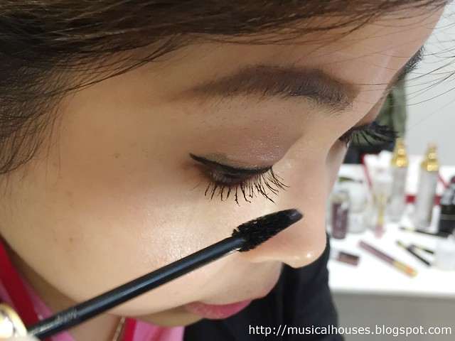Beauty Asia 2015 Shizens Eye Charm Mascara