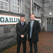 Small photo of DErek with Alan Kelly