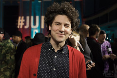 Jeremy Fisher @ Juno Award Nominations 2015