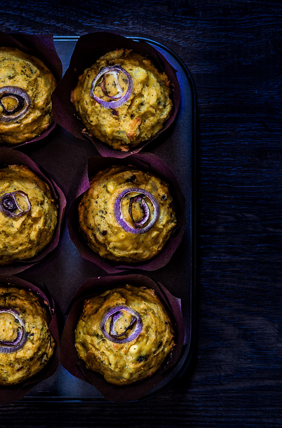 Curry cauliflower muffins | Lau Sunday cooks