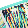 Gemstone Silk Scarf by Claudia Owen 4