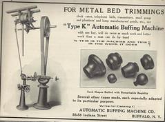 Automatic  bufffing Machine CO