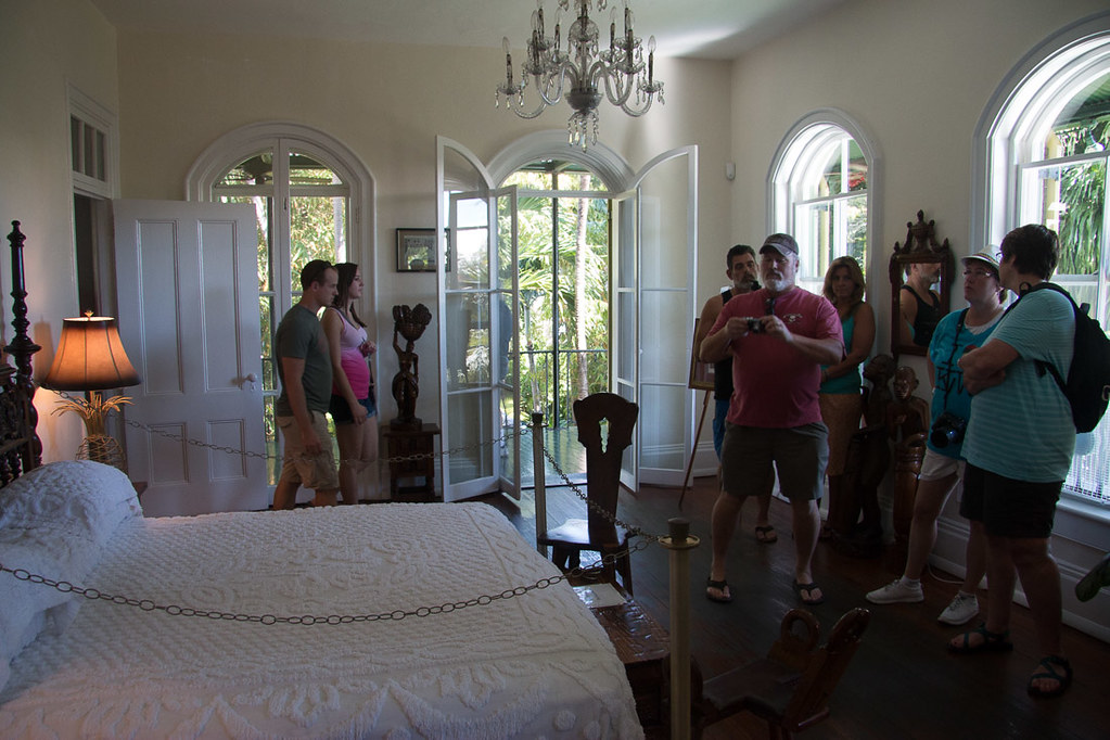 Bedroom Inside the Hemingway House