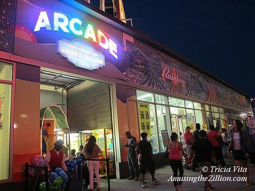 Thor Equities mini-arcade