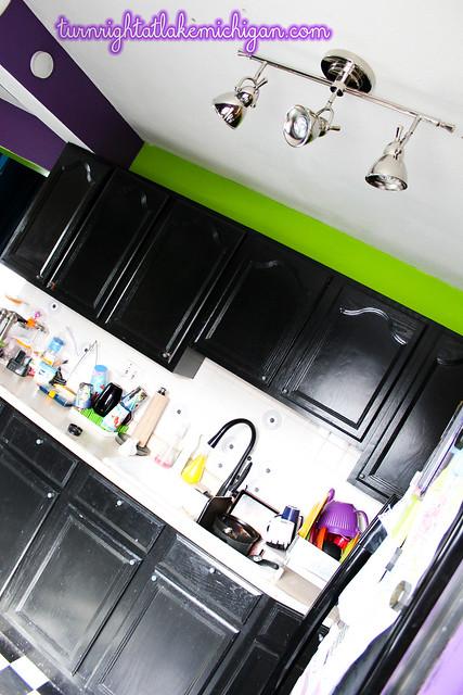 The Tiniest Bit Of Kitchen Progress Ever. via turnrightatlakemichigan.com