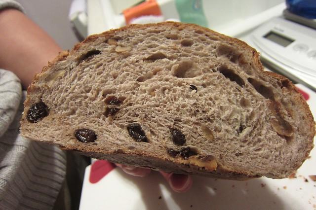 核桃奶油麵包 1502