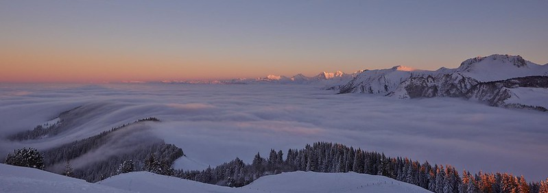 High Fog in motion - Selibüel