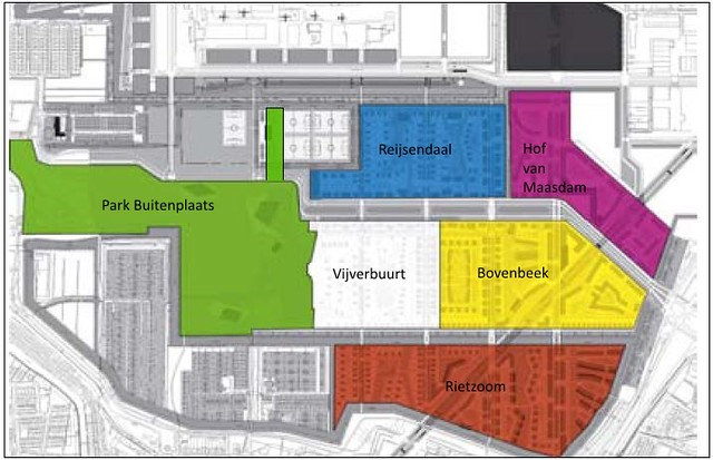 Park16hoven plangebied fasering