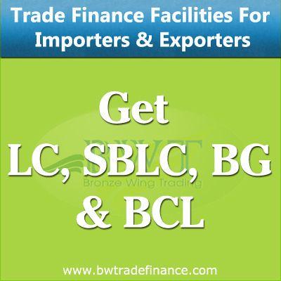 LC, SBLC, BG & BCL