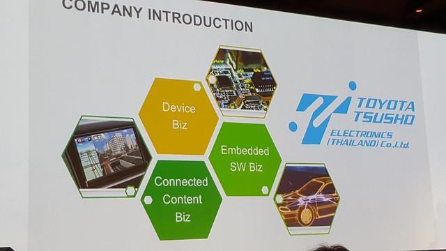 Toyota Tsusho Electronics