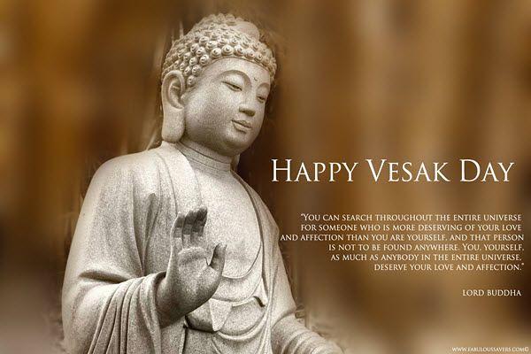 Happy Buddha Purnima (Vesak) 2017 Wishes, Images, Quotes, SMS