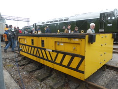 Railcat R/C electric tug SET 1079 St Philips Marsh open day